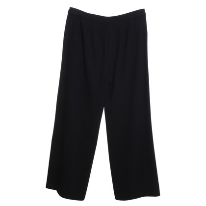 Valentino trousers in dark blue