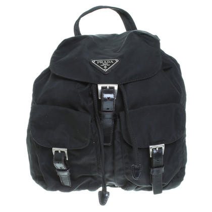 Prada Small backpack made of nylon