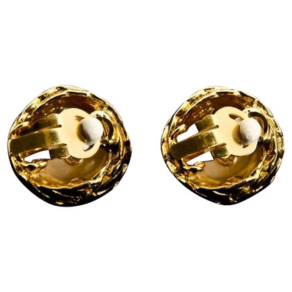 Chanel Vintage oorclips