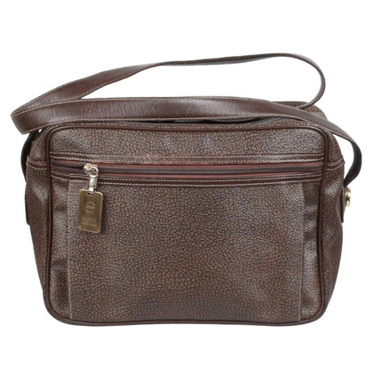 Borbonese Shoulder bag in brown