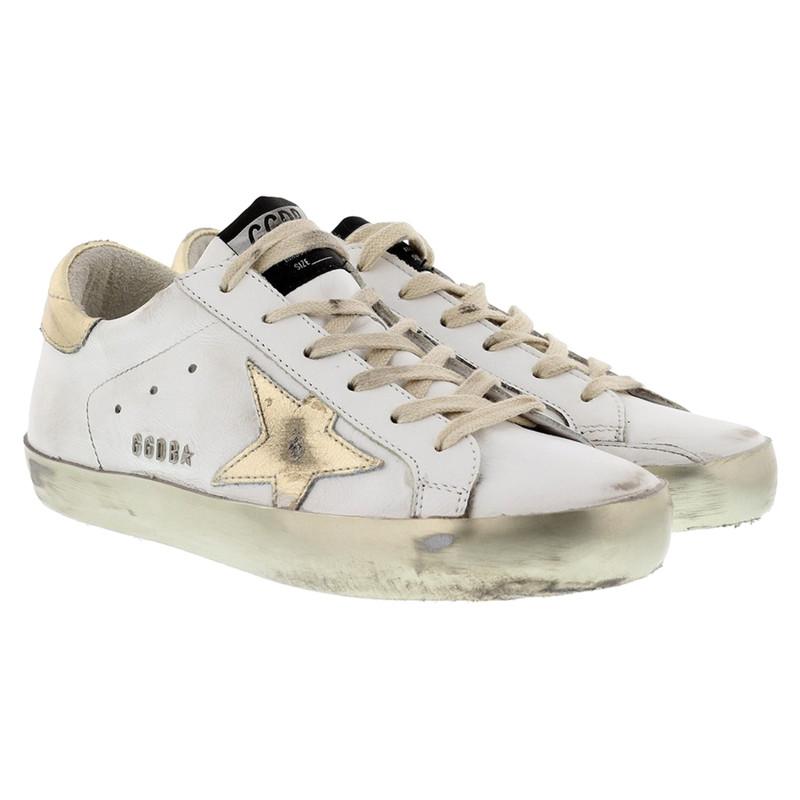 scarpe simili golden goose