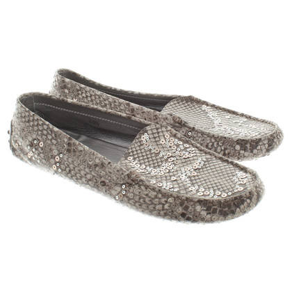 Tod's Loafer in grey