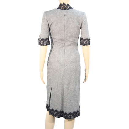Karen Millen Wool dress in grey