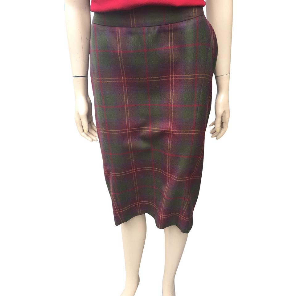 Vivienne Westwood Tartan Skirt