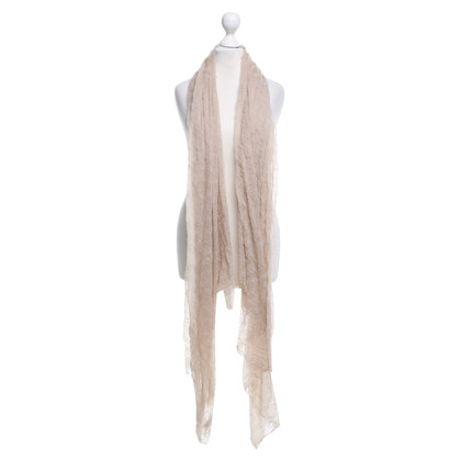 Armani Jeans Airy scarf
