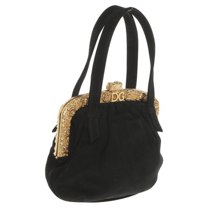 Dolce & Gabbana Small handbag in black