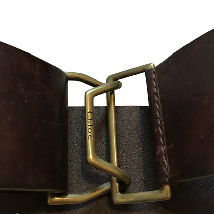 Chloé Belt in brown
