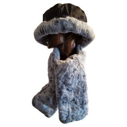 Coccinelle Ensemble de sac à dos, chapeau et écharpe