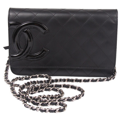 """Chanel """"Wallet On Chain Ligne Cambon"""""""