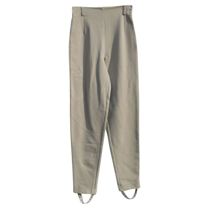 Max & Co trousers in cream