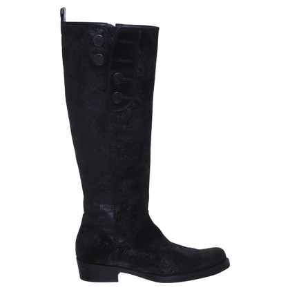 Henry Beguelin Boots in black