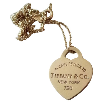 Tiffany & Co. Halskette aus Gold