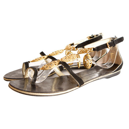 Giuseppe Zanotti Sandals with ornaments