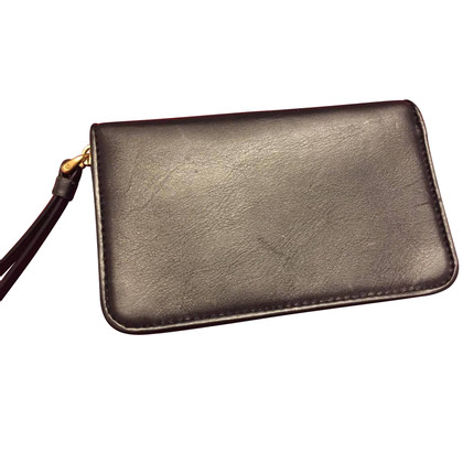 Marc by Marc Jacobs clutch in zwart
