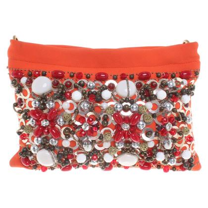 Miu Miu Handbag with gemstones