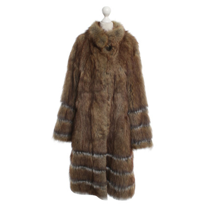 Other Designer R & L Rosenberg and Lenhart - Fur coat in brown