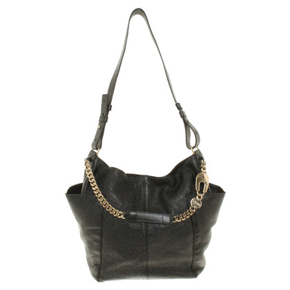 Jimmy Choo Shopper in black