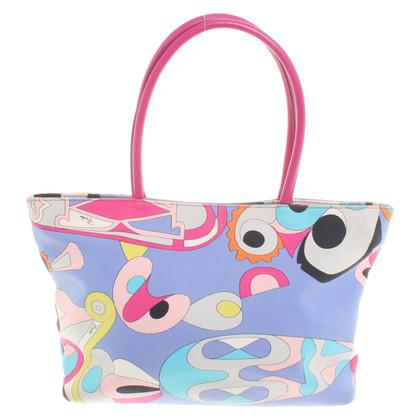 Emilio Pucci Handbag with print