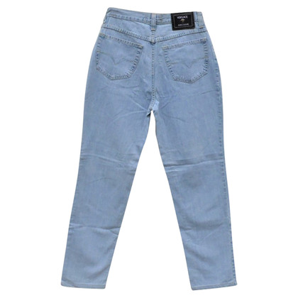 Versace High waist Jeans Light blue