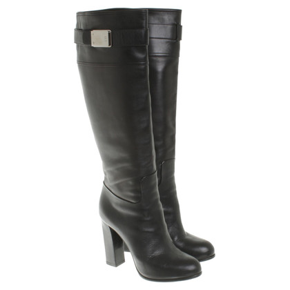 Christian Dior Boots in zwart