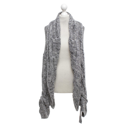 Vivienne Westwood Cardigan in black / white