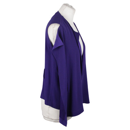 Vionnet SLEEVELESS BLOUSE