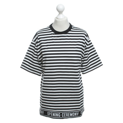 Opening Ceremony Striped T-shirt