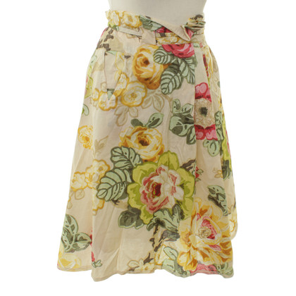 Kenzo skirt with a floral pattern