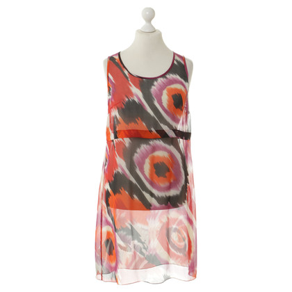 Strenesse Silk dress in colorful