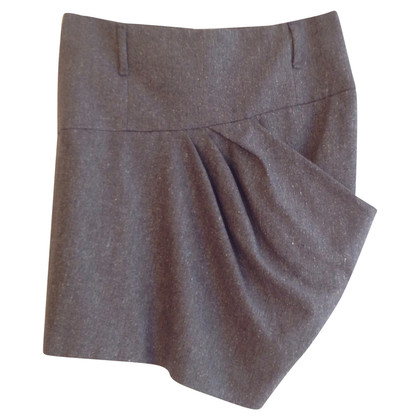 Brunello Cucinelli skirt with Drapé