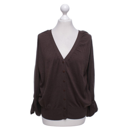 Bruno Manetti Cardigan in brown