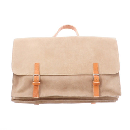 Fred de la Bretoniere Double Layer Attache Bag