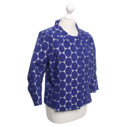 Marni for H&M Jacket in blue / light gray