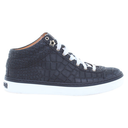 Jimmy Choo Sneakers in Schwarz