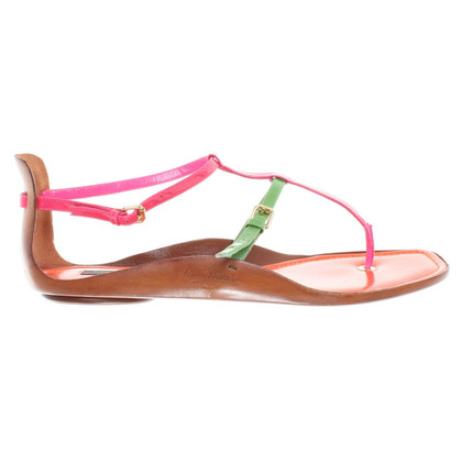 Louis Vuitton Sandalen in multicolor