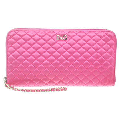 D&G clutch quilt patroon
