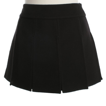 Louis Vuitton skirt with pleats