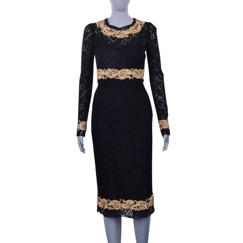Dolce gabbana kleid second hand