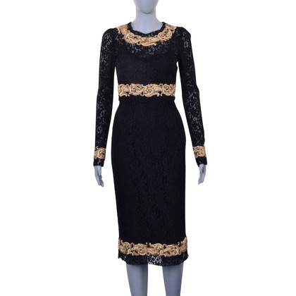 Dolce & Gabbana Dress with embroidery
