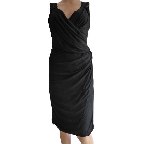 Dolce Kleid Schwarz Kleid in amp; Gabbana amp; Schwarz Gabbana Dolce Schwarz Gabbana in amp; Dolce Schwarz CFfgqz