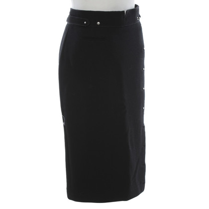 Tom Ford Straight skirt in black
