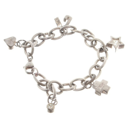 JOOP! Silver colored bracelet