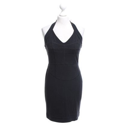 Max & Co Neckholder dress in black
