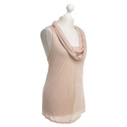 Alexander McQueen Top in Nude