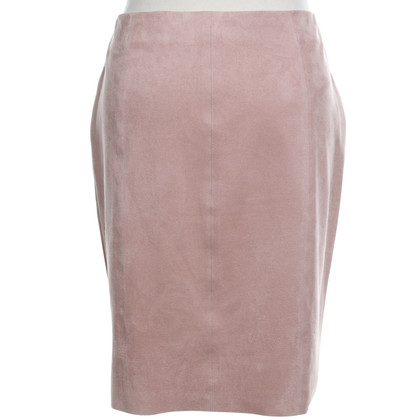 Marc Cain skirt in suede look