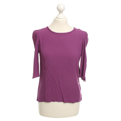 Hobbs Blouse in purple