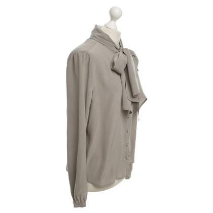Armani Blouse in taupe