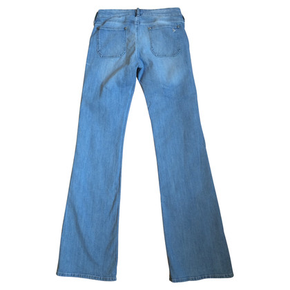 Other Designer MiH - flared jeans in light blue
