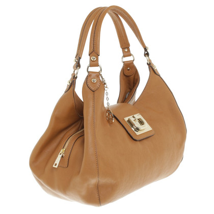 DKNY borsa color cognac
