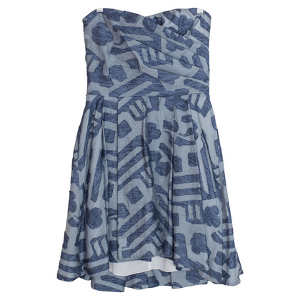 Matthew Williamson linen dress
